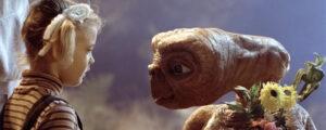 E.T.(1982film) Alien movies
