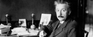 Albert Einstein history's greatest geniuses
