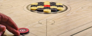 Carrom best indoor games