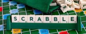 Scrabble best indoor games